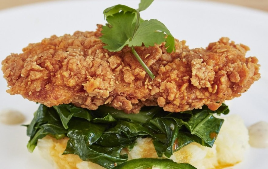 This Southern Fried Chicken Has Been Grown From Animal Cells In A