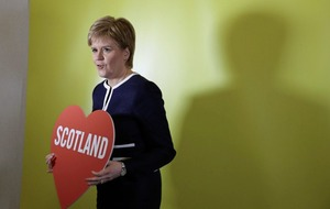 Nicola Sturgeon 'up for discussion' on independence referendum date