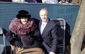 Tributes to wife of Taoiseach Charles Haughey following St Patrick's Day death