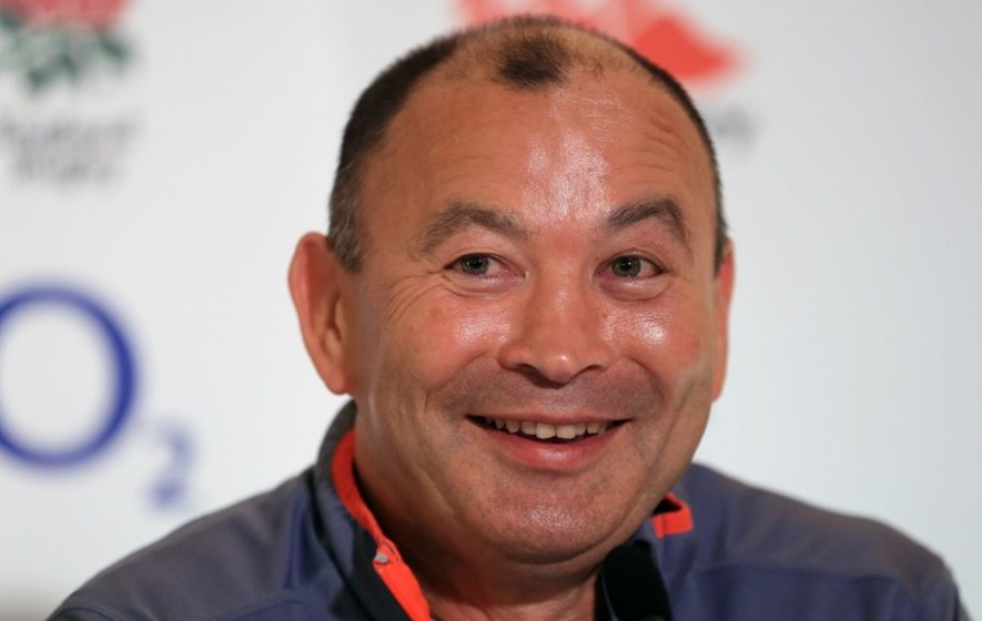 Can England get the world record? We consult the Eddie Jones smile-o-meter