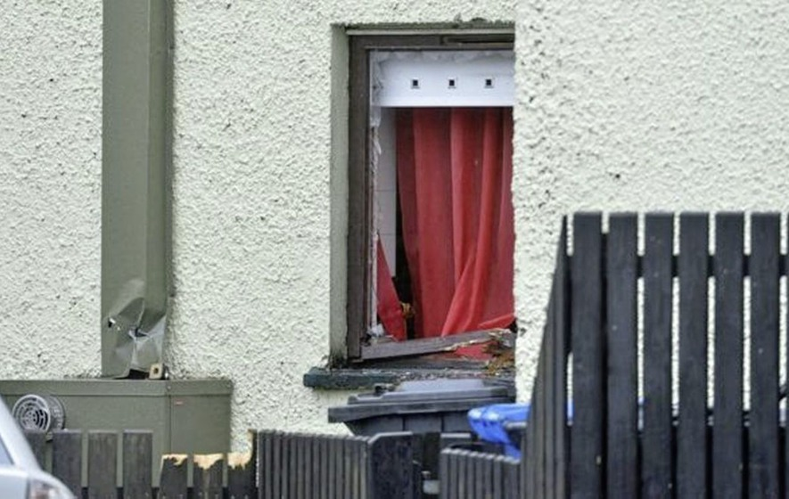 Loyalist link to Bushmills pipe bomb attacks