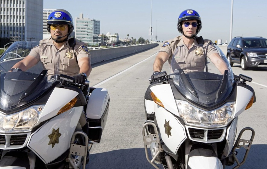 Dax Shepard takes 'CHIPS' from prime time to 'Bad Boys'
