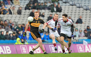 Curbing Chrissy McKaigue was key to Dr Croke's beating Slaughtneil says selector Harry O'Neill