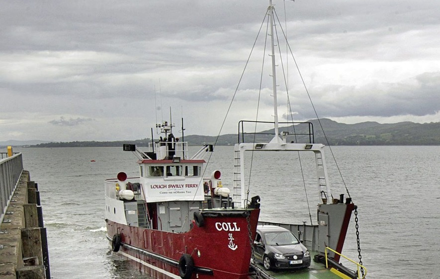 Buncrana again in mourning on first anniversary of pier deaths