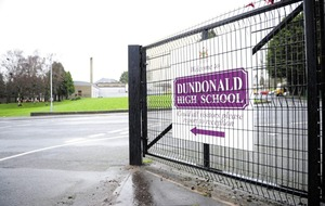 Dundonald High school in `special measures' for second time