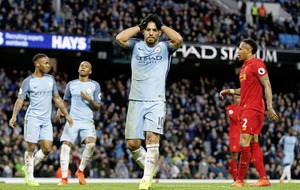 Pep Guardiola proud of his players as Manchester City did deep to earn draw against Liverpool