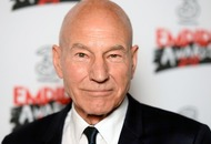 Sir Patrick Stewart hopes for Huddersfield glory after Empire legend award