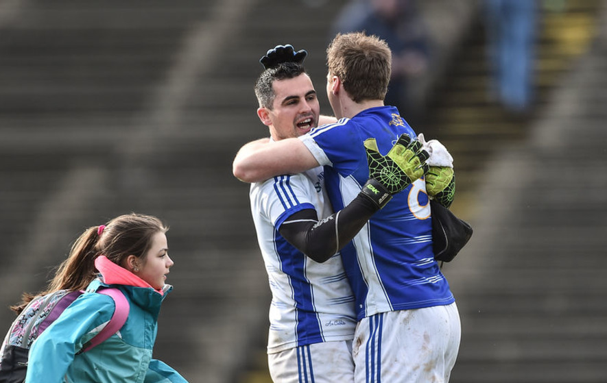 Cavan break Division One duck with hard-fought win over Mayo in Castlebar