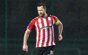 Shock as Derry City FC captain Ryan McBride found dead at home