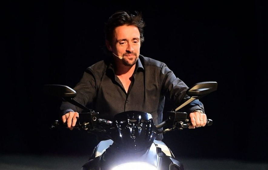 Richard Hammond 'hurt in motorbike accident during The Grand Tour filming'