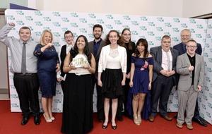 Mencap young people make award-winning film featuring Belfast teenager