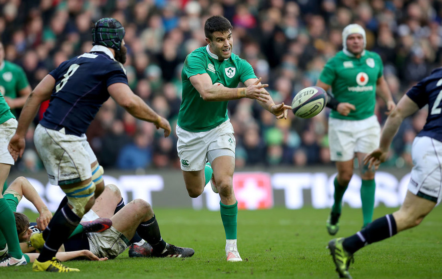 Irish duo on 12-man shortlist for Six Nations player of the championship