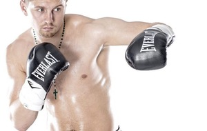 Conrad Cummings ready for action in title rumble with Gogi Knezevic