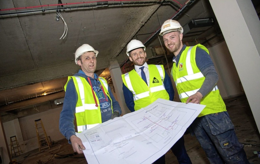 Northern Court refurb will offer 14,000 sq ft of high-tech office space