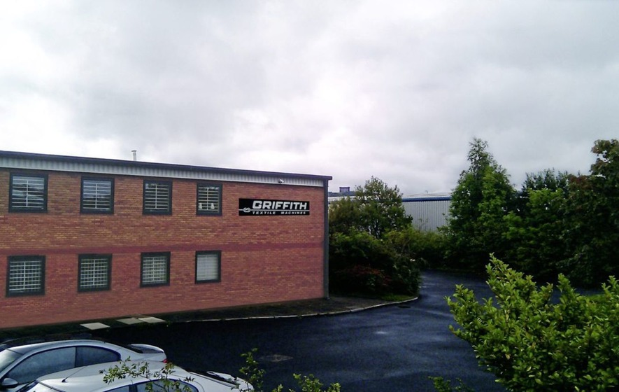 Ulster Carpets purchases Griffith Textile Machines in Sunderland