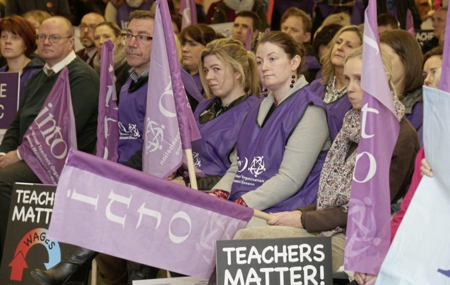 Teachers preparing for second walk out over pay