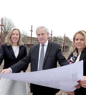 Work starts on £1.8m office scheme in Lisburn