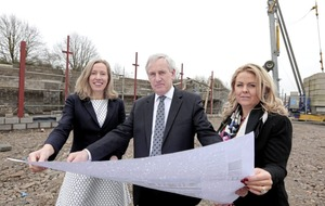 Work starts on £1.8m office scheme in Lisburn