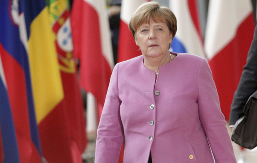 Angela Merkel renews call for Turkey to stop making 'Nazi' comparisons