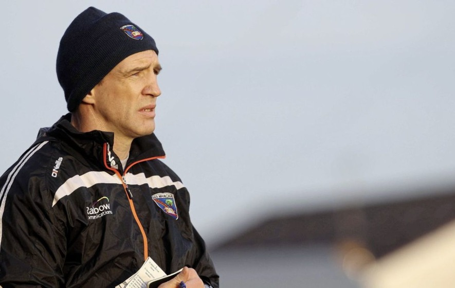 Talent easy to find - dedication is a longer search: Armagh manager Kieran McGeeney