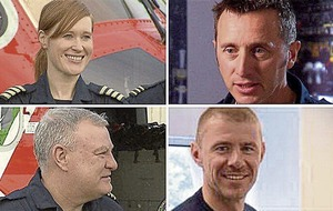 Missing Irish coast guard helicopter: Crews continue searches