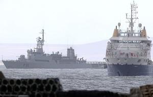 Coast guard helicopter wreckage found off Blackrock Island