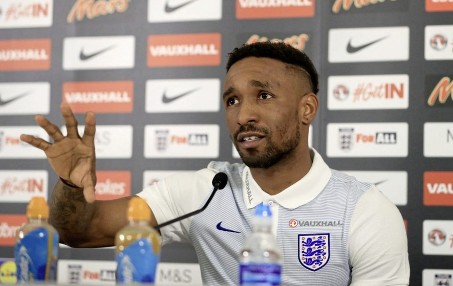 Jermain Defoe sets sights on being in England's World Cup squad
