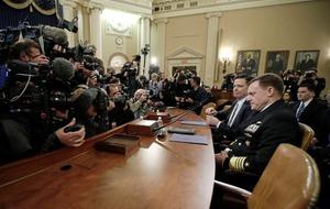 FBI director tells congress it's investigating Trump's links to Russia