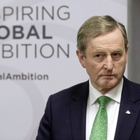 Enda Kenny 'should stay on as Taoiseach until June'