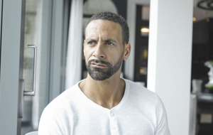 Pro boxer Rio Ferdinand planning to have one fight