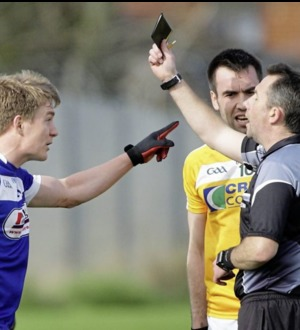 Hitting The Target: Sideline view engenders sympathy for the beleaguered GAA referees