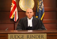 Judge Rinder: 'The way I see the world is down to my mum'