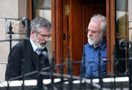 Sinn Féin's Gerry Adams says party is opposed to any extension of the Stormont talks deadline