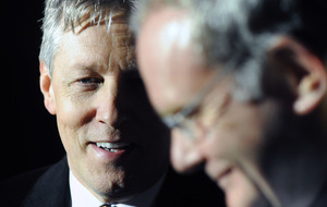 Peter Robinson: No other republican could have done what Martin McGuinness did
