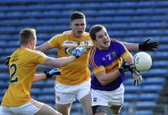 Antrim midfielder Jack Dowling feels Saffrons can beat Armagh