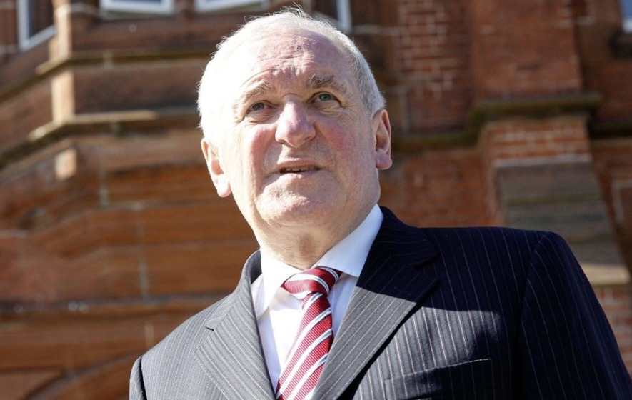 Former Irish leaders lead tributes to peace builder McGuinness