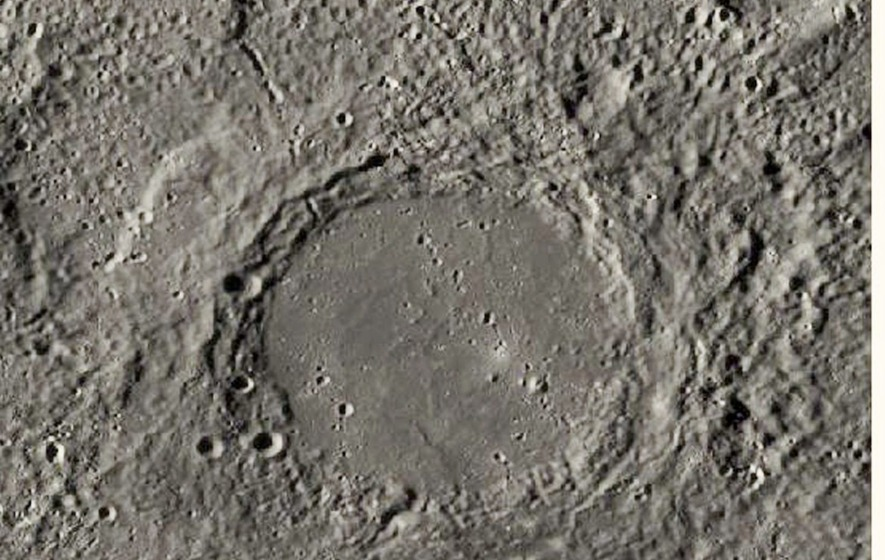 Newly-discovered crater on Mercury named after Seamus Heaney