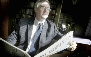 Éamon Phoenix: History will view Martin McGuinness positively