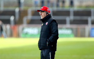 National League title is ambition for Tyrone says Mickey Harte