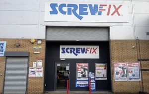 Screwfix star of 'important year' for Kingfisher as profits rise 14.7 per cent to £787m