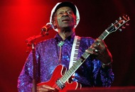 Chuck Berry's final album will be a family affair
