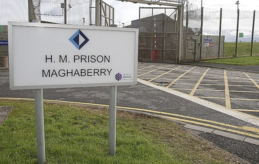 Five arrested in prison drugs probe released