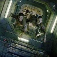 Alien meets Gravity: Life is a formulaic yet entertaining sci fi