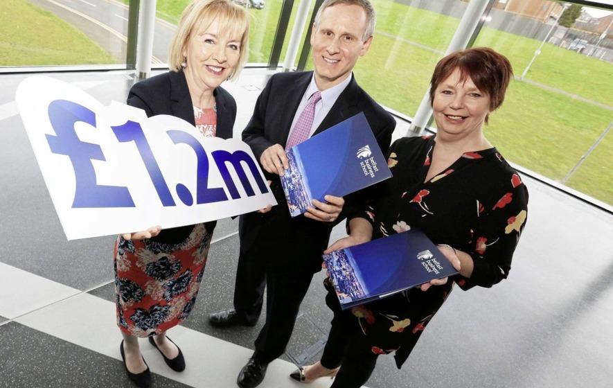 New Belfast Business School 'will lead the city to work'