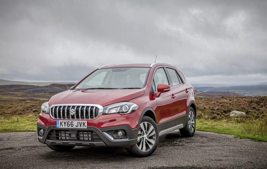 Suzuki overhauls its value-for-money SX4 S-Cross family crossover
