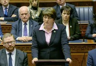 Arlene Foster: 'We will never see Martin McGuinness's like again'