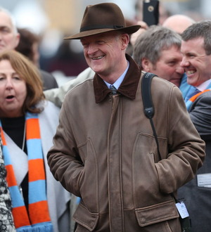 Things could be looking sweet for Bonbon Au Miel and Willie Mullins at Cork