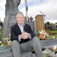 Stillness in the Bogside as Derry prepares for funeral