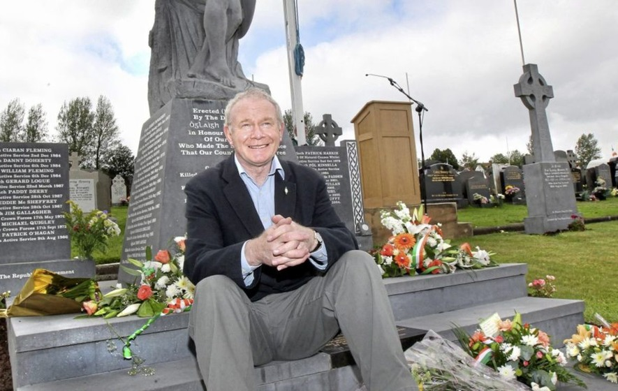 Thousands expected at Martin McGuinness's funeral in Derry