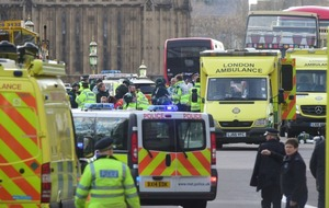 People are using #PrayForLondon on Twitter to show solidarity with the UK after the terror attack in Westminster